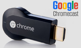 Google Chromecast im Test